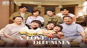 Photo of A Love For Dilemma (2021) Episode 41 Eng Sub